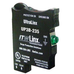 Ultralinx 66 Block Surge Protection