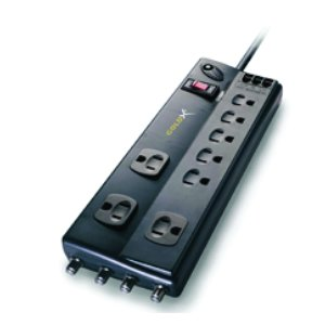 Power Strips w/Surge Protection