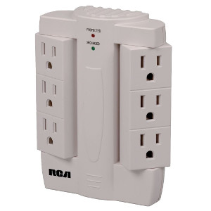 Surge Protection, Power Strips, & UPS