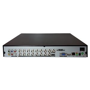 245TVR16-5M - 16-Channel HD-TVI 5MP XVR/DVR