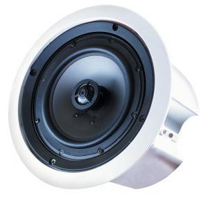 "246312 - 6.5"" In-Ceiling Enclosed Speakers (Sold as a Pair)"