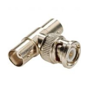 503436 - BNC Tee Adapter - Male to (2) Female