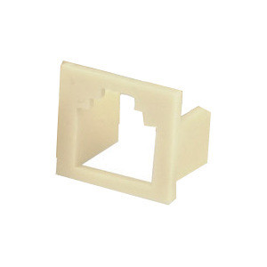 102699WH - RJ45 to RJ12 Jack Adapter - White