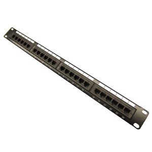 1032724 - CAT6 Standard 24-Port Patch Panel