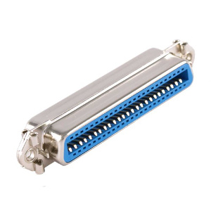 104282 - RJ21 Amphenol/Centronics 50 Pin (25 Pair) Gender Changer - Female to Female