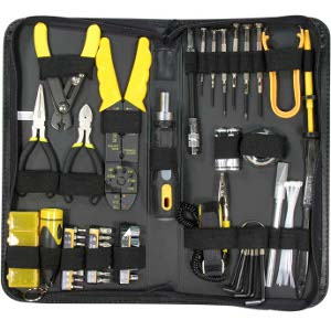 109095 - 58 Piece Professional Computer Repair Tool Kit