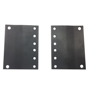 "120002-2U - 23"" to 19"" Rack Reducer Adapter Brackets - 2U"