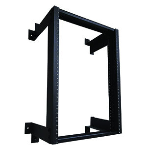 "120382 - Fixed Wall Rack - 12"" Deep - 16U"