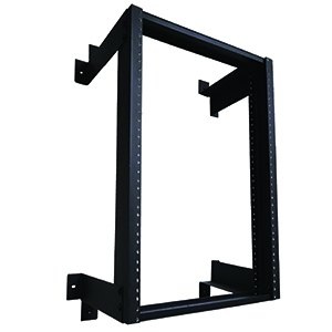 "120383 - Fixed Wall Rack - 12"" Deep - 20U"