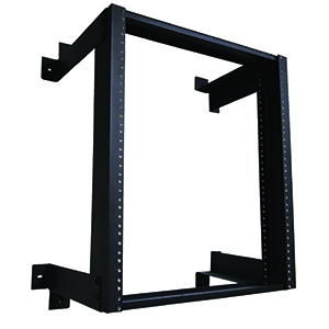 "120388 - Fixed Wall Rack - 18"" Deep - 16U"