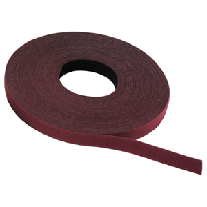 "120715CB - 3/4"" Hook and Loop Cable Ties - Plenum Rated - 75ft"
