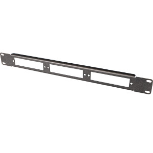 163174 - Fiber Adapter Panel Rack Mount Holder - Holds 3 Panels - 1U