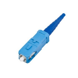 163207 - Unicam Fiber Optic Connector, Singlemode SC