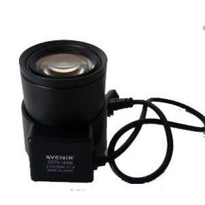 "245864 - CS Mount Camera Lens - Auto IRIS - VARIFOCAL - 1/2.7"", 2.8-12mm, F1.4"
