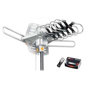 249380 - HDTV Outdoor Antenna w/Rotor & Remote