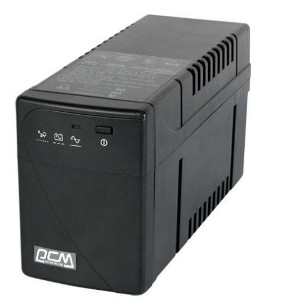 260639 - POWERCOM Black Knight Pro BNT-800AP 800 VA 4 Outlets UPS