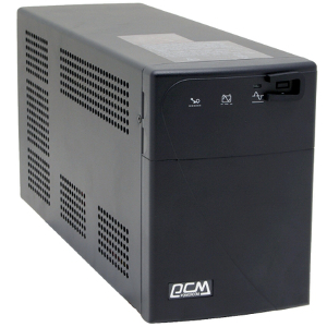 260640 - POWERCOM Black Knight CS BNT-1000CSU 1000VA 600 Watts 6 Outlets UPS