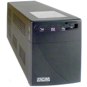 260645 - POWERCOM Black Knight Pro BNT-1500AP 1500 VA 900 Watts 5 Outlets UPS