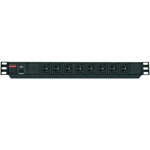 260928 - MARUSON - 10 Outlet Professional Power Distribution Unit (PDU) - Rack Mount