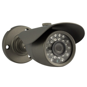 2BWI3510/BKT - IR Bullet Camera with Bracket - Outdoor - HDIS - 700TVL - 3.6mm Lens