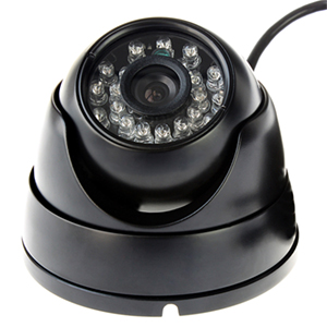 "2DVI7404V - 4.7"" IR Dome Camera - Sony - Outdoor - 700TVL - 2.8-12mm Varifocal Lens"