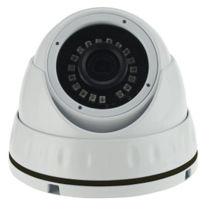 2DVTV200 - HD Analog (TVI, AHD, CVI, CVBS) IR Dome Camera - Outdoor - Sony - 1080P - 3.6mm Lens