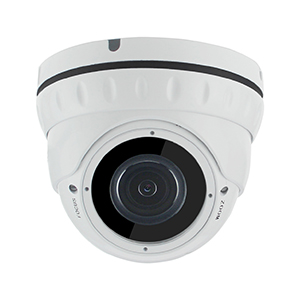 2DVTV230V - HD Analog (TVI, AHD, CVI, CVBS) IR Dome Camera - Outdoor - Sony - Starvis - 2.1MP - Varifocal Lens