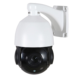 "2IPDV5MPTZ - 5MP - IP PoE 60m Infrared Dome Camera - Outdoor - Optical Zoom - 5"" Outdoor Medium Speed PTZ"