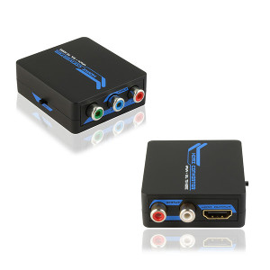 301081 - Component Video + L/R Audio to HDMI Converter