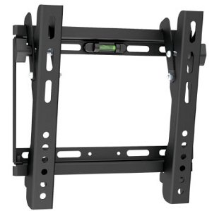 "309030BK - Low Profile Tilt TV Wall Mount: 17""-37"" Screens"