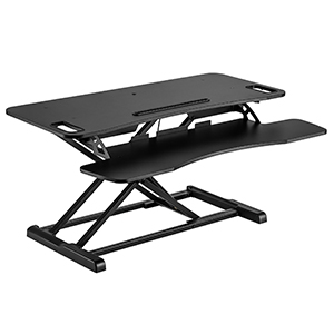 "309288 - Sit - Stand Height Adjustable Desk - 37.4"" X 24"""