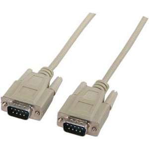 500300/03BG - Serial DB9 Cable - Male to Male - 3FT