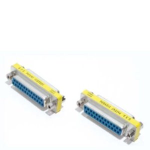 503140 - SERIAL Gender Changer - DB25 Female to DB25 Female