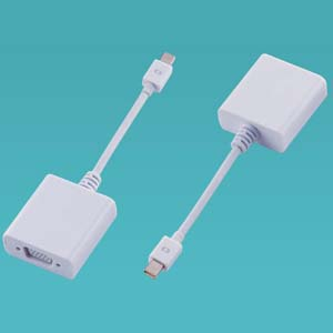 503295 - Mini DisplayPort to VGA Adapter - Male to Female