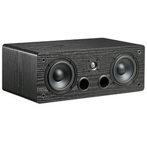 TDX-CC40 - TDX - 4'' Dual 2-Way Bookshelf Center Channel Speaker