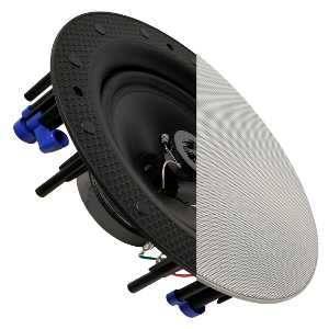 "TDX-CE8E - TDX - 8"" Polypropylene 2-Way In-Ceiling Speaker"