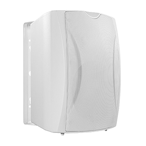 "TDX-IO5WH - TDX - 5.25"" Bass Reflex Weather-Resistant Wall Speaker - White"