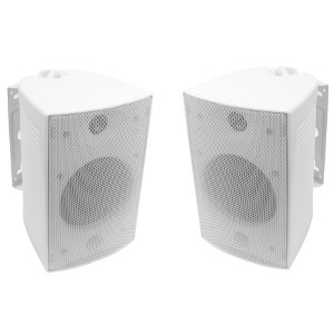 "TDX-IO65WH - TDX - 6.5"" 2-Way Wall Mounted Speaker - Pair"