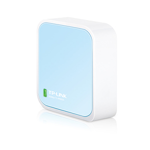 TL-WR802N - TP-LINK - 300Mbps Wireless N Nano Router